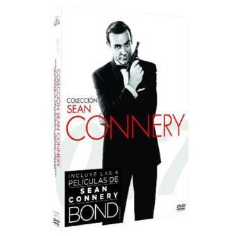 Bond. Sean Connery Collection (DVD) - DVD