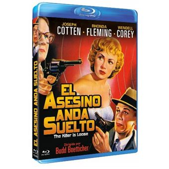 El asesino anda suelto - Blu-Ray