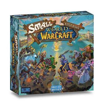 Small World of Warcraft - Tablero