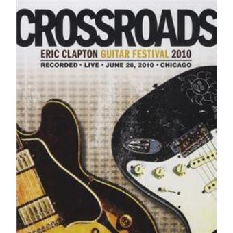 Crossroads Guitar F 2010  - Blu-Ray