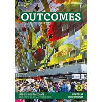 Outcomes - Upper Intermediate - Student's Book and Workbook - Combo B with Class DVD and Audio CD