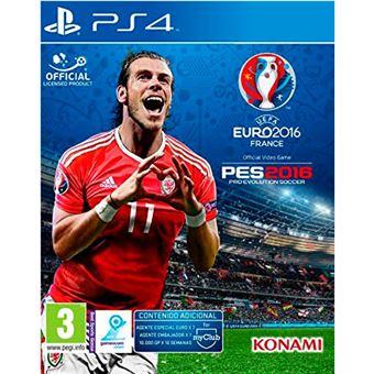 Pro Evolution Soccer UEFA Euro PS4