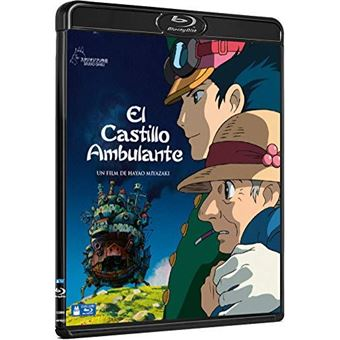 El castillo ambulante - Blu-Ray