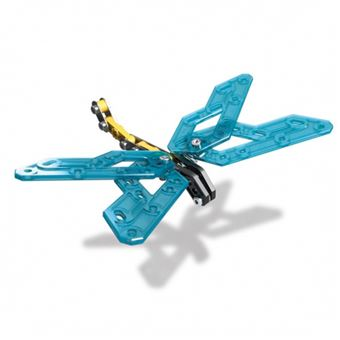 Meccano set 3 modelos insectos Bizak