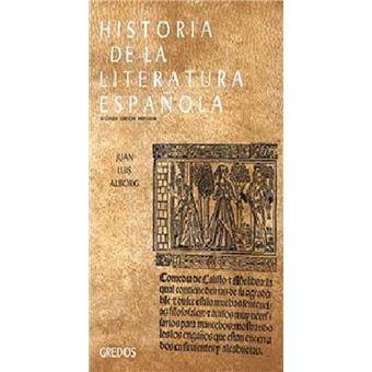 Historia literatura española vol 1