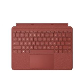 Teclado Microsoft Surface Go 2 Signature Rojo
