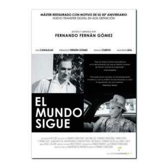 El mundo sigue - DVD