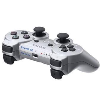 DualShock 3 Plata PS3