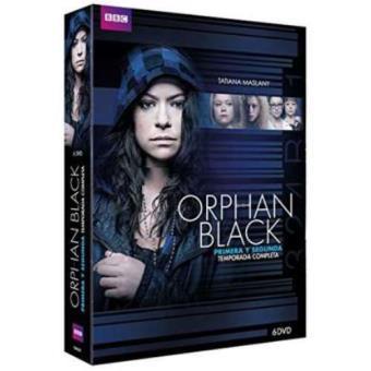 Orphan Black Temporada 1 y 2 - DVD