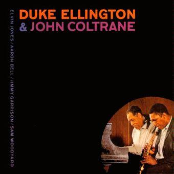 Duke Ellington & John Coltrane - Vinilo color