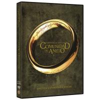 El señor de los anillos 1 La comunidad del anillo (Versión extendida) - DVD