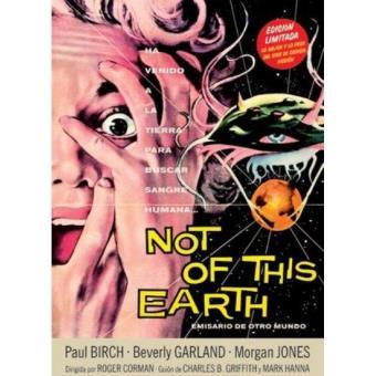 Emisario de otro mundo (Not Of This Earth) V.O.S. - DVD