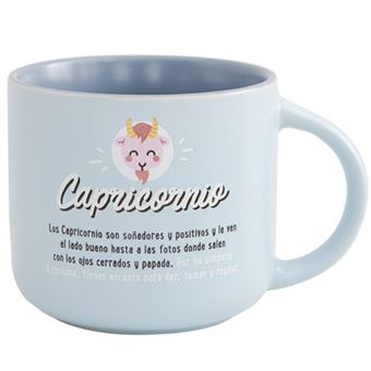 Mr Wonderful Taza Capricornio