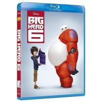 Big Hero 6 - Blu-Ray