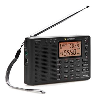 Radio Multibanda Sunstech RPDS800