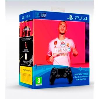 Pack Dualshock 4 + FIFA 20 PS4