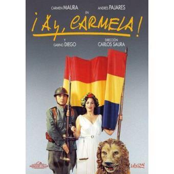 ¡Ay, Carmela! - DVD