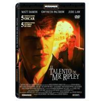 El talento de Mr. Ripley - DVD