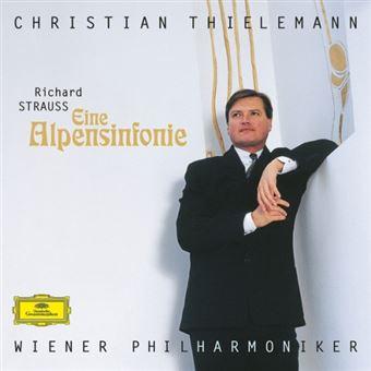 R. Strauss: Eine Alpensinfonie - Vinilo