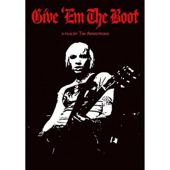 Give'Em the Boot - DVD