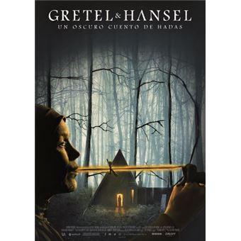 Gretel y Hansel. Un oscuro cuento de hadas - Blu-ray