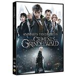 Animales fantásticos 2: Los crímenes de Grindelwald - DVD
