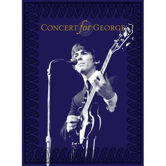Concert for George - 2 CD + 2 Blu-Ray