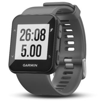 Smartwatch Garmin Forerunner 30 Gris pizarra