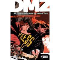 DMZ 12 (de 12). Las cinco naciones de Nueva York