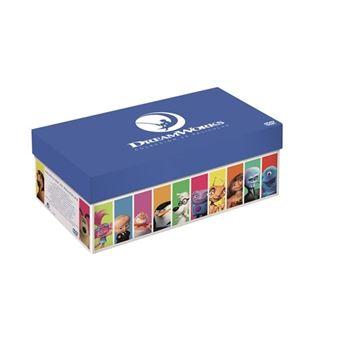 Pack Colección Dreamworks - 23 Películas - DVD