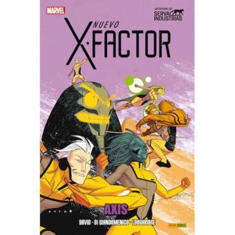 Nuevo X-Factor 10