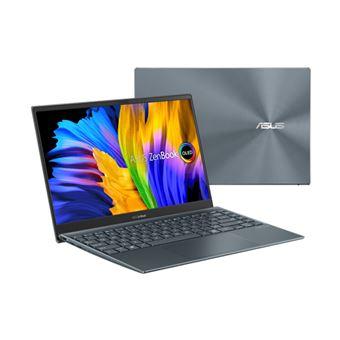 Portátil Asus ZenBook 13 UM325UA-KG084 13,3'' Gris Sin S.O.