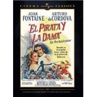 El pirata y la dama - DVD