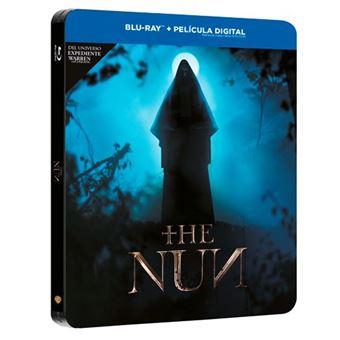 La Monja - Steelbook Blu-Ray
