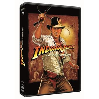 Pack Saga Indiana Jones - DVD