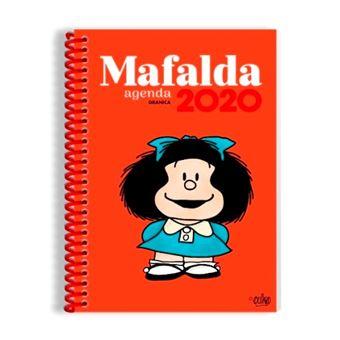 Agenda 2020 Mafalda anilla rojo
