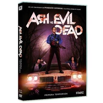 Ash Vs Evil Dead - Temporada 1 - DVD
