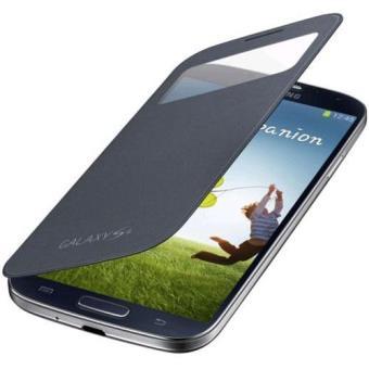 Samsung Funda S-View para Galaxy S4 Negra
