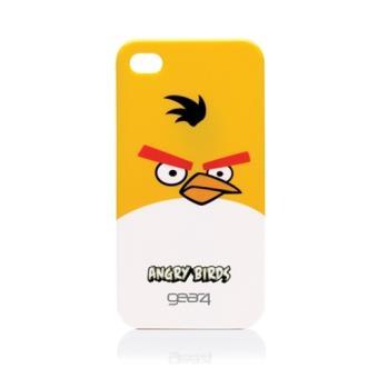 Gear 4 Angry Birds Yellow Bird Funda para iPhone 4