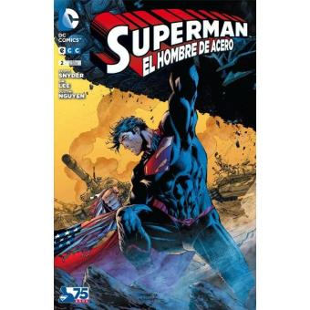 Superman, hombre de acero 2. Nuevo Universo DC