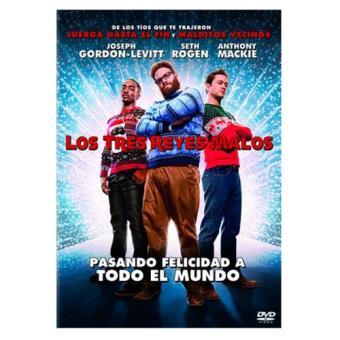 Los tres reyes malos - DVD