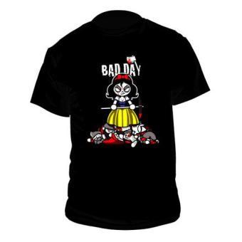 Camiseta Bad Day Deadlyappel Chica M
