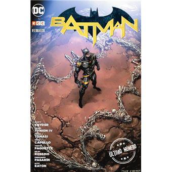 Batman (reedición trimestral) núm. 25