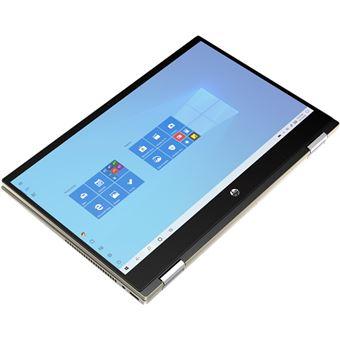 Convertible 2 en 1 HP Pavilion x360 14-dw1034ns 14'' Oro