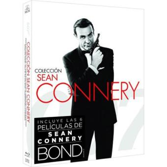 Bond. Sean Connery Collection - Blu-Ray