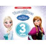 Vacaciones con Frozen. 3 años (Aprendo con Disney)