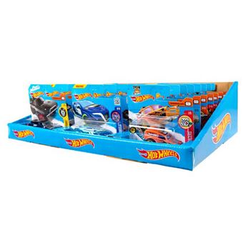 Coches de juguete Hoot Wheels Mattel 5785 - Varios modelos