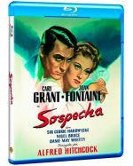 Sospecha - Blu-Ray