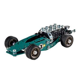 Meccano 5 modelos coche con movimiento Bizak