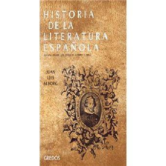 Historia literatura española vol 2: epo